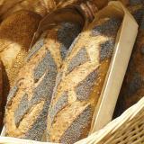 Panes especiales en barqueta de madera Vicomte